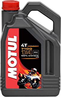 Motul 104092 Synthetic Engine Oil
