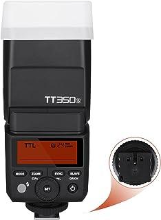 Godox TT350S Flash Speedlite para cámara TTL Mini Thinklite HSS GN36 de 2.4G para cámaras Digitales sin Espejo Sony
