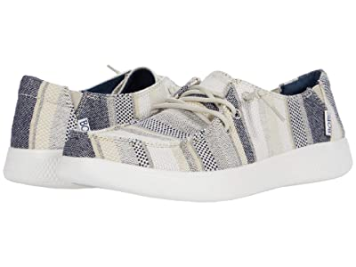 BOBS from SKECHERS Bobs Skipper Hampton Bays (Blue/Muli) Women