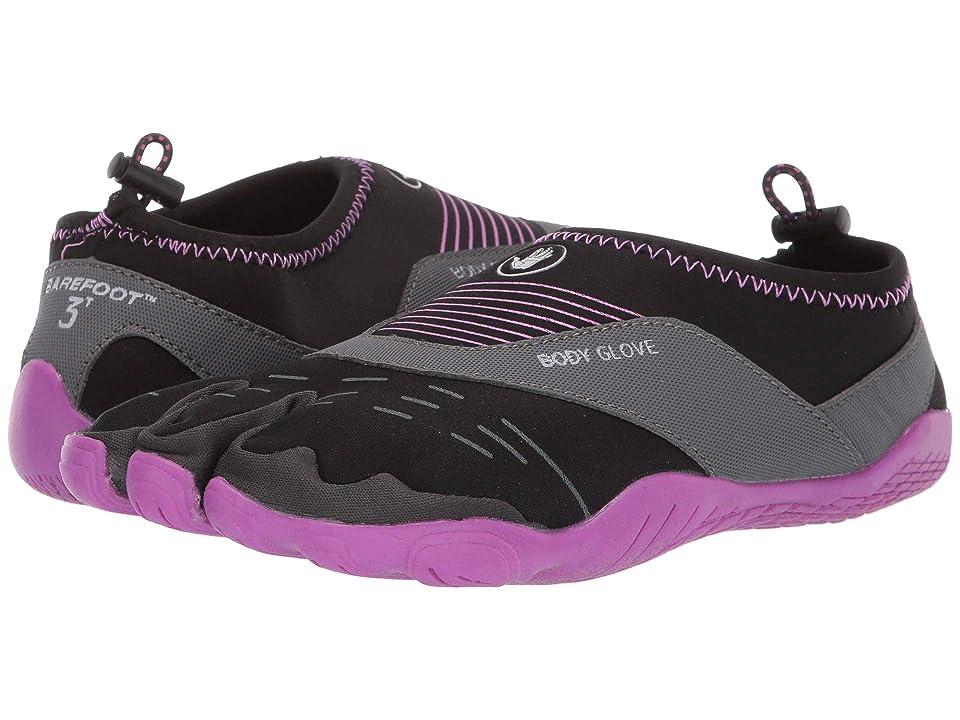 Body Glove 3T Cinch (Black/Oasis Purple) Women