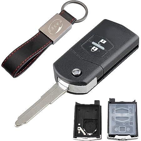 Schlüssel Gehäuse Fernbedienung Für Mazda Autoschlüssel Elektronik