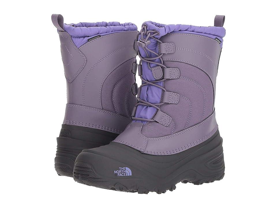 The North Face Kids Alpenglow IV (Toddler/Little Kid/Big Kid) (Purple Sage/Dahlia Purple) Girls Shoes