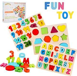 Best toddler puzzles wooden Reviews