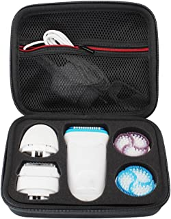 Hard Travel Case Bag for Braun Silk-épil 9 Women's Epilator, Electric Hair Removal by VIVENS