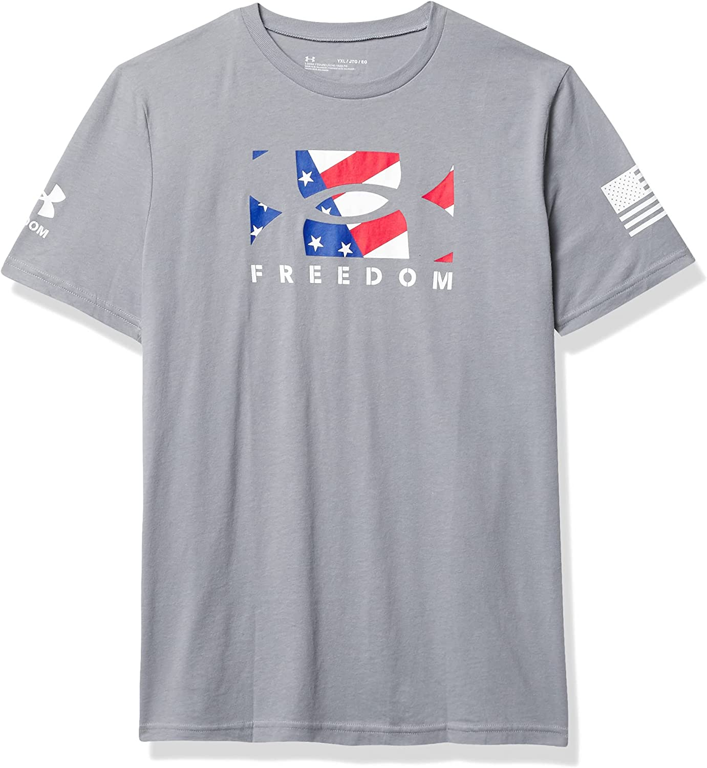 Under Armour Boys' New Freedom BFL New T-Shirt