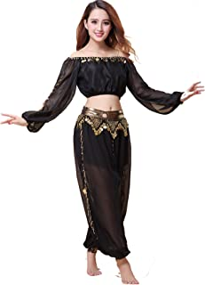 Best arabian belly dancer costume Reviews