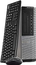 Dell OptiPlex 7010 PC Desktop Computer, Intel i5-3470 3.2GHz, 8GB RAM, 500GB Hard Drive, Windows 10 Professional, New 16GB...
