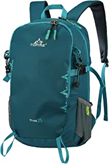 Tofine SMALL Daypack Cycling Hiking Backpack Water Resistant Travel Backpack Lightweight 25 Litre