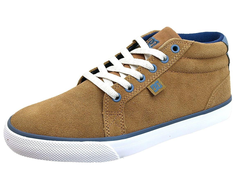 雪のバレーボール文言[ディーシー] DC Shoes COUNCIL MID SN 300065 BNB カウンシル 茶 女性