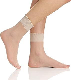 Berkshire womens 6753 Sheer Anklet Socks Hosiery