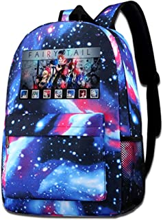 Fairy Tail Anime Fans Shoulder Bag Fashion School Star Printed Bag