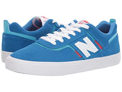 New Balance Numeric 306 (Blue/Red) Men