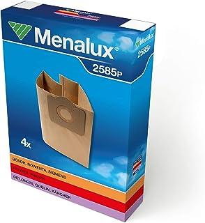 Menalux 2585 P - Bolsas para aspiradoras Siemens, Bosch,