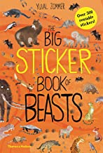 The Big Sticker Book of Beasts (The Big Book Series)