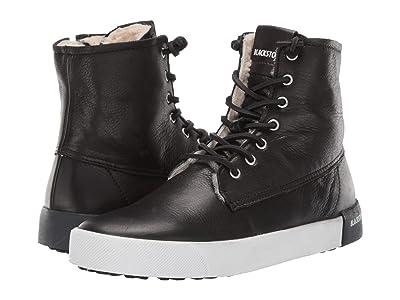 Blackstone High-Top Sneaker QL41 (Black) Women