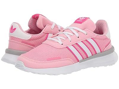 adidas Originals Kids Retroset C (Little Kid) (Light Pink/Footwear White/Shock Pink) Girls Shoes