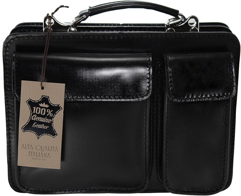 Working Folder Genuine Leather Shoulder Bag Made in  Zeta MainApps