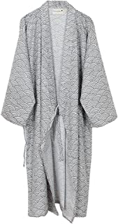 Yukata Robes da uomo Kimono Robe Khan Pigiama di abbigliamento al vapore