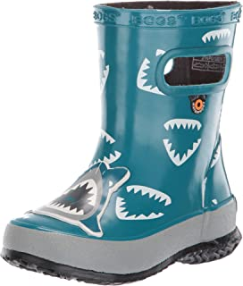 3f8cd007dfee8 Crocs Kids Handle It Rain Boot (Toddler Little Kid) at Zappos.com
