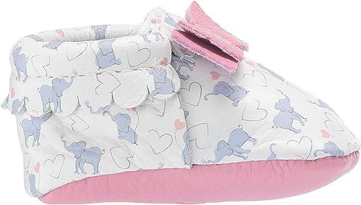 Pink/Gray/White
