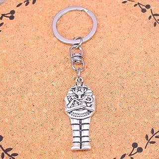 YCEOT Fashion Sieraden Accessoires Zilver Sleutelhanger Sleutelhanger Ring Voor Wen Mannen Geschenken Sleutelhanger