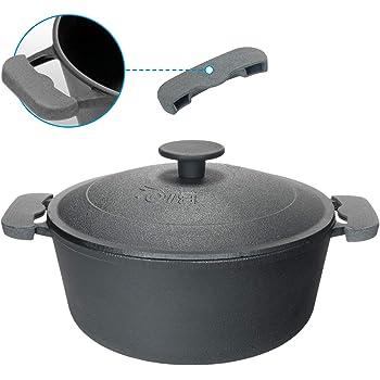 BIOL Kochtopf aus Gusseisen 3 l