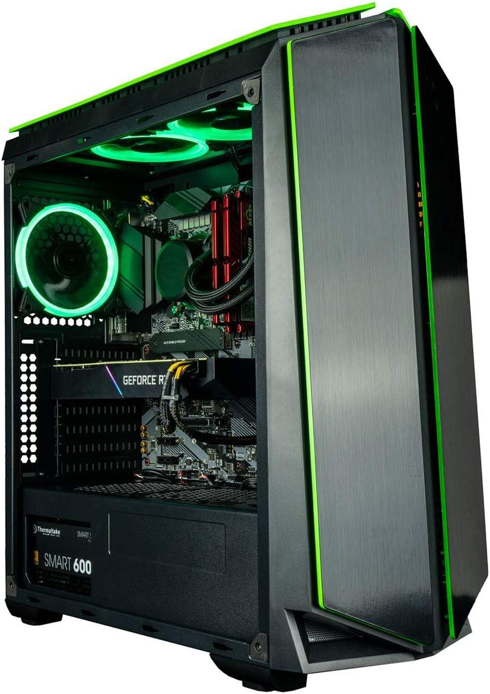 CUK Mantis Gamer PC Liquid Cheap super special price Cooled i7 512G High order Intel 32GB Core RAM