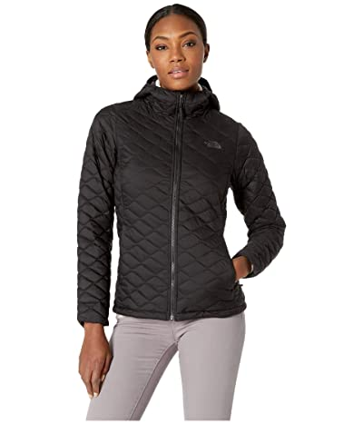The North Face ThermoBalltm Hoodie (TNF Black Matte) Women