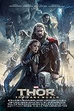 "Posters USA - Marvel Thor The Dark World Movie Poster GLOSSY FINISH - FIL305 (24"" x 36"" (61cm x 91.5cm))"