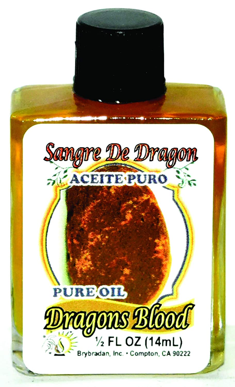 おトク 12 PIECES 新発売 BRYBRADAN DRAGON'S BLOOD PURE DRAGON ACE SANGRE DE OIL