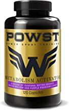 POWST Metabolism Activator 120 caps Estimated Price : £ 15,81