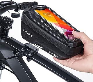 VTT VTC VTTAE Vélo sac pochette sacoche de cadre écran tactile téléphone étanche