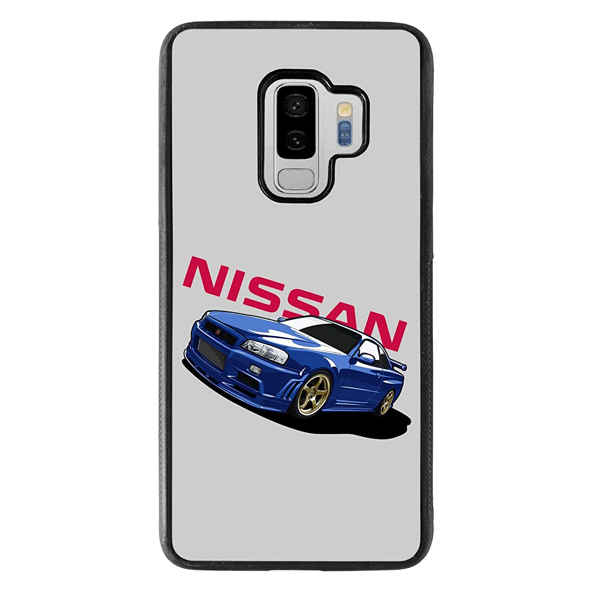 Nissan GT-R R34 Phone Case (Samsung S9 Plus)