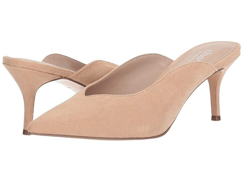 Charles by Charles David Addison Slip-On Mule Pump (Nude) Women