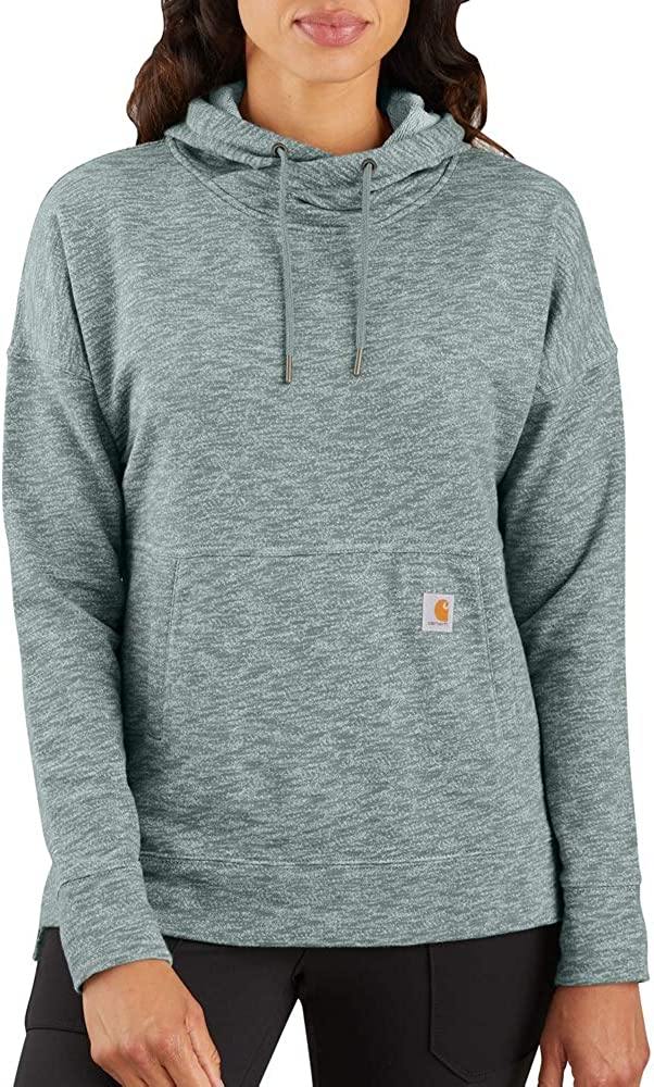 Carhartt Women's Newberry Hoodie Limited time trial price Sizes Regular Large-scale sale and Plus
