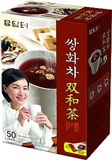 DAMTUH Herbal Supplement Healthy Tonic Tea (Ssanghwa Tea) Herbal Tonic Plus 15g x 50 sticks