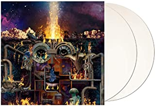 Flamagra - Exclusive Limited Edition White Colored 2xLP Vinyl