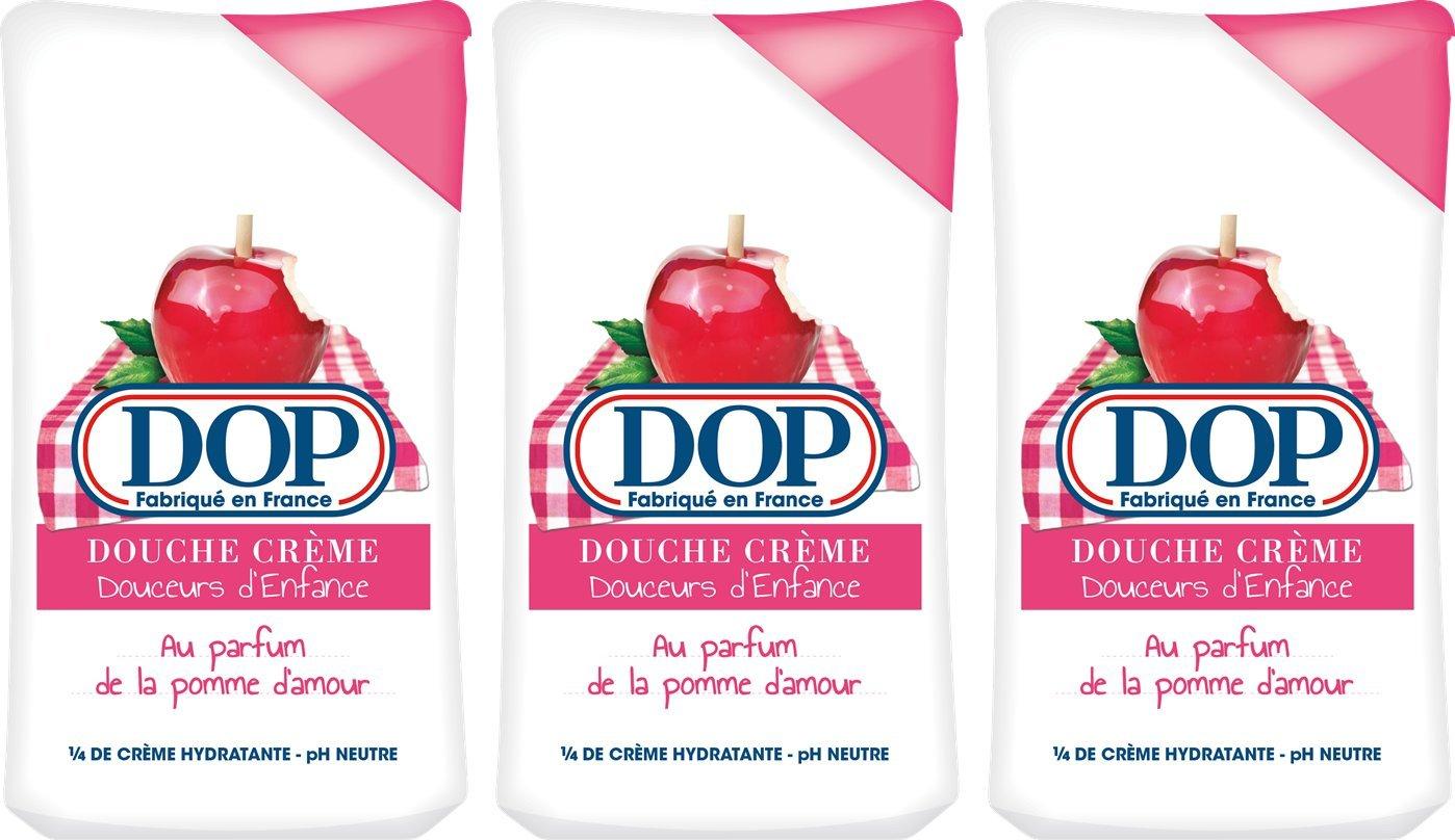 DOP  - アップルフレグランスシャワークリームスウィートラブキッズ -  250 ml  -  3パック