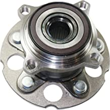 Wheel Hub and Bearing compatible with 2012-2016 Honda CR-V Rear Left or Right AWD With ABS Encoder Wheel Studs