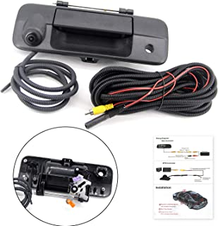 $69 » FEXON Rear View Camera Backup Camera Replacement for Toyota Tundra 2007 2008 2009 2010 2011 2012 2013 Tailgate Handle Came...