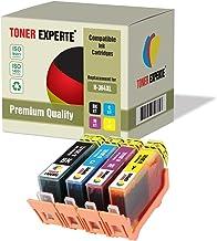 Pack de 4 XL TONER EXPERTE® Cartuchos de Tinta compatibles con HP 364XL para Photosmart 5510 5514 5515 5520 6510 6520 B109a B110a Photosmart Plus B209a B210a Deskjet 3070A 3520 Officejet 4610 4620