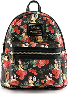 X Disney Belle Roses Mini Backpack
