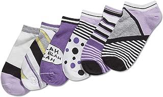 Women's Mix It Up Mismatched No Show Socks, 3 Pair Pack