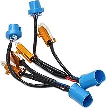 SEALIGHT 9007/HB5/9004 LED Resistor Kit Relay Harness Adapter Anti Flicker Error Decoder Warning Canceller