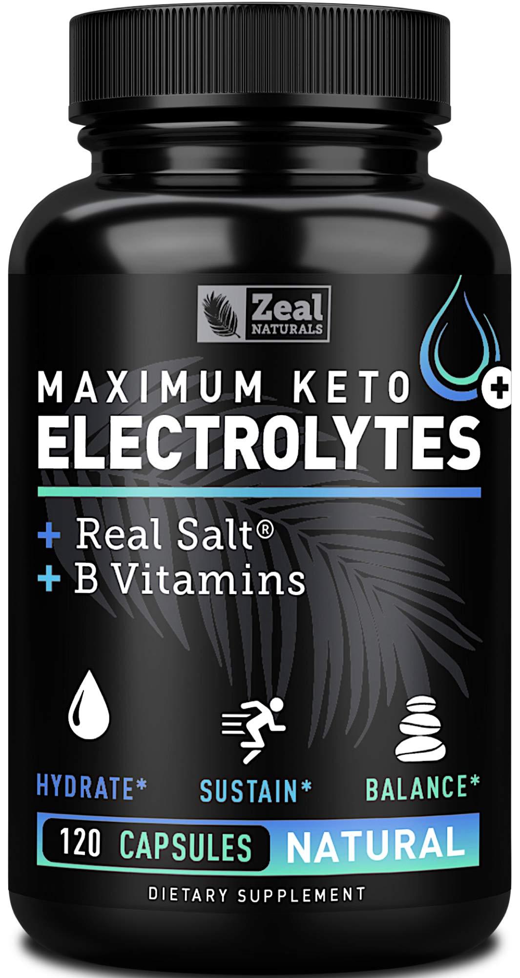 Electrolyte Supplement Magnesium Potassium Supplements