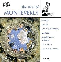 Best Of Monteverdi