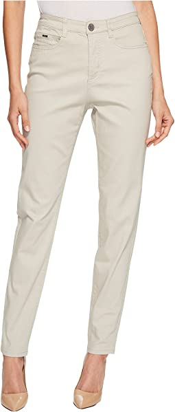 FDJ French Dressing Jeans - Sunset Hues Suzanne Slim Leg in Stone
