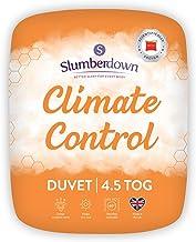 Slumberdown Climate Control King Dekbed 4.5 Tog Zomer Dekbed King Bed
