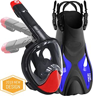 Best cozia design snorkel set Reviews