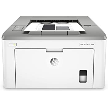 HP Laserjet Pro M118dw Wireless Monochrome Laser Printer, Auto Two-Sided Printing, Mobile Printing, Works with Alexa (4PA39A)